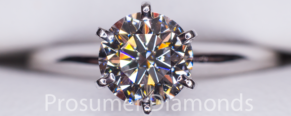 diamond picture with ring flash and extension tube
