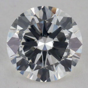 diamond with long stars and long lower girdles