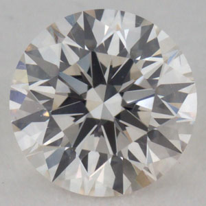 image of a diamond with too long lower girdles