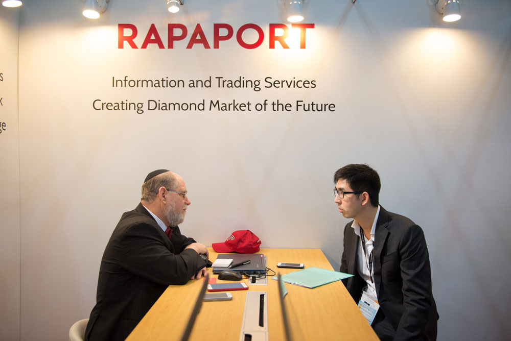 Prosumer Diamonds with Martin Rapaport