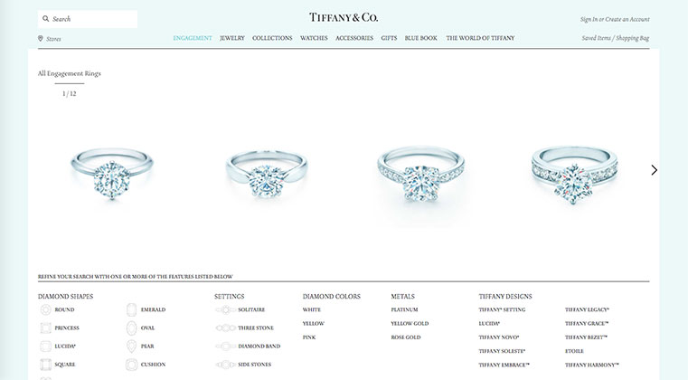 Tiffany Enement Ring Prices | Tiffany Co Review Prosumer Diamonds
