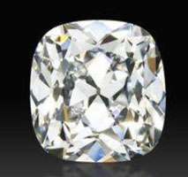 image of a cushion cut diamond