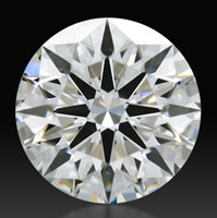 image of a round brilliant cut diamond