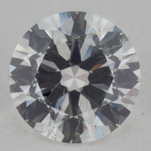 image of a diamond with a 40.4 pavilion angle